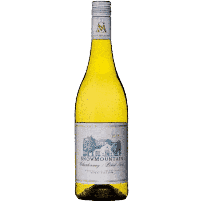 Snow Mountain Chardonnay / Pinot Noir