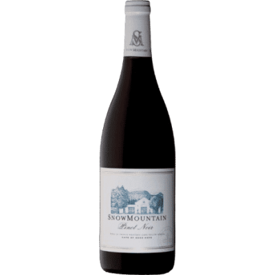 Snow Mountain Pinot Noir